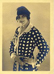 La actriz Catalina Bárcena