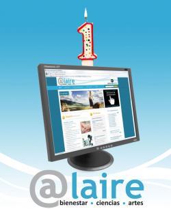 A propósito del primer aniversario de Alaire