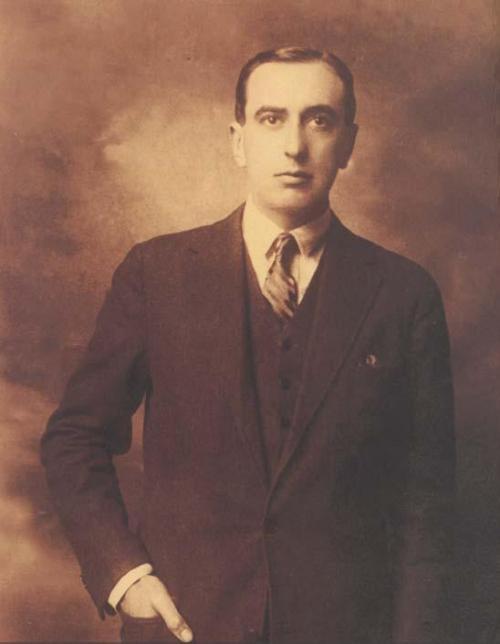 Vicente Huidobro y Guillermo Sucre