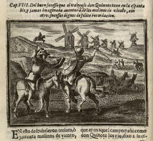 La invención poética del Quijote